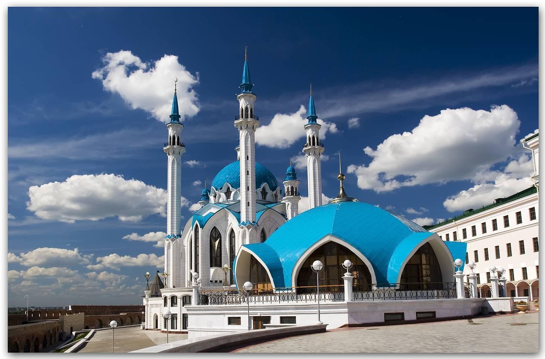 Все три символа Казани для новых купюр в 2000 рублей прошли первый этап отбора