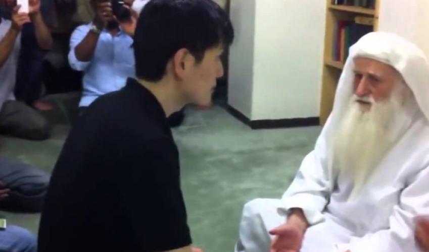Как японец пришел в Ислам