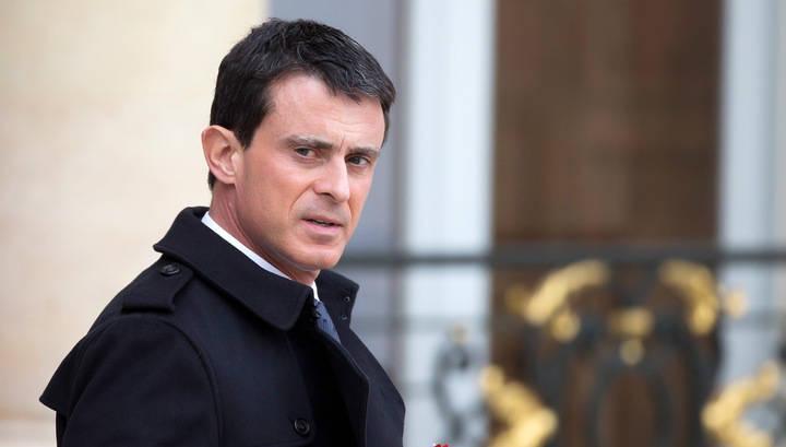 Премьер Франции поддержал запрет на иностранное финансирование мечетей