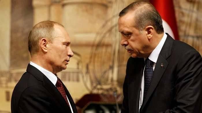 Эрдоган раскрыл тему предстоящей встречи с Путиным