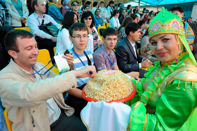 Всемирный Форум татарской молодежи пройдет вКазани