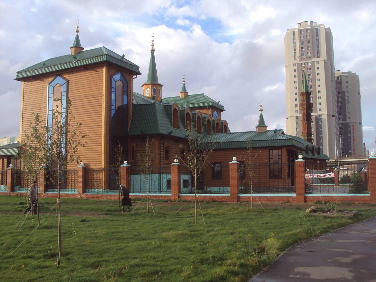 Мусульманский «Ревизорро» от ДУМ РТ проверил  мечеть «Казан нуры»