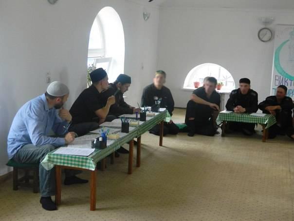 В исправительной колонии ИК-5 прошел конкурс чтецов Корана