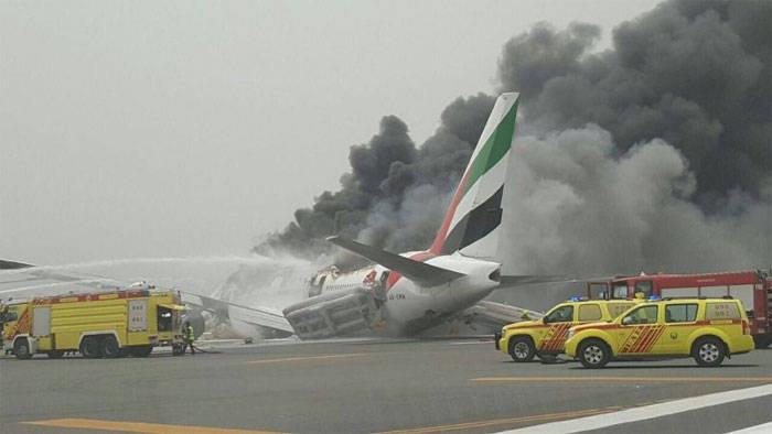 Пожарный-мусульманин ценой своей жизни спас пассажиров горящего самолета