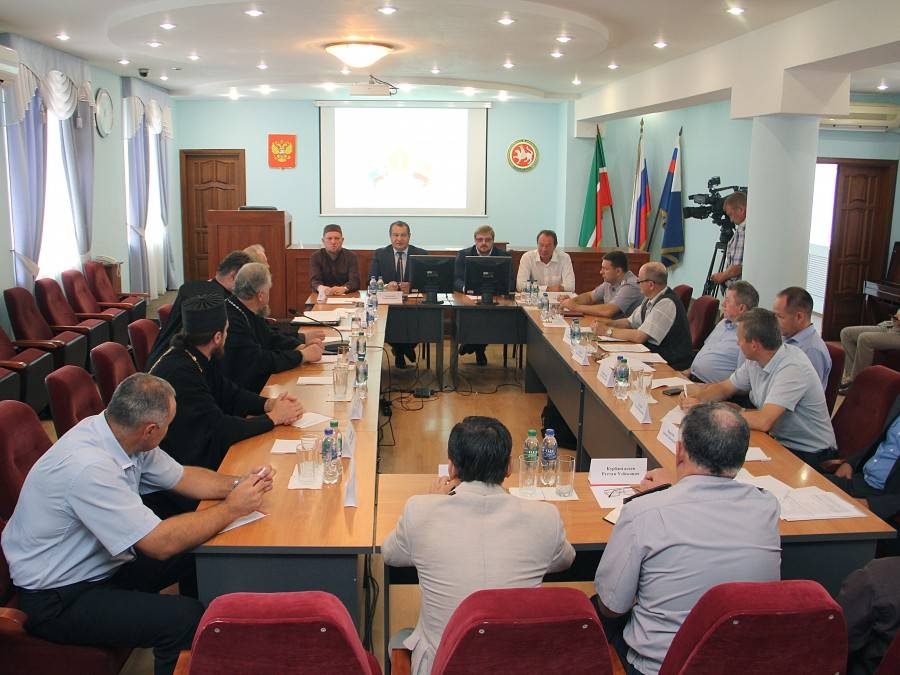 В девяти колониях Татарстана работают имамы ДУМ РТ