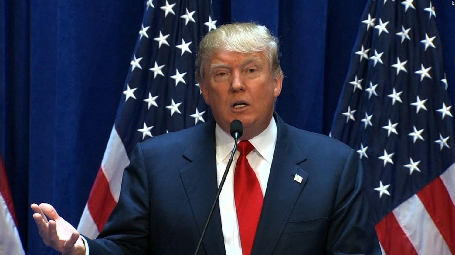 Дональд Трамп представил свой антитеррористический план