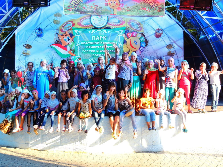 В лагерях Духовного управления Татарстана отдыхаю 1500 детей