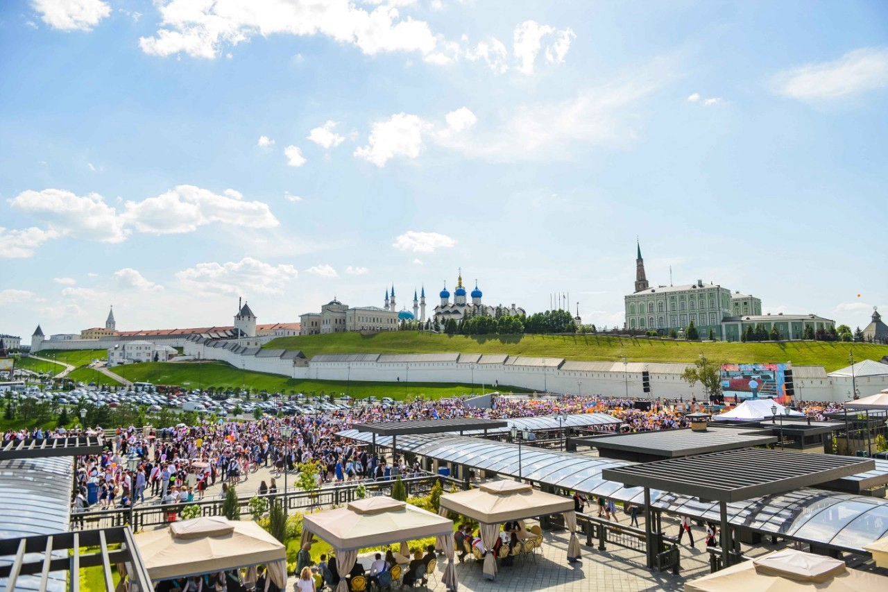 Этой зимой откроются экскурсионные чартеры из Петербурга в Казань