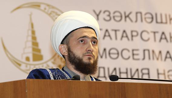 Муфтий Татарстана примет участие в международной исламской конференции в Грозном