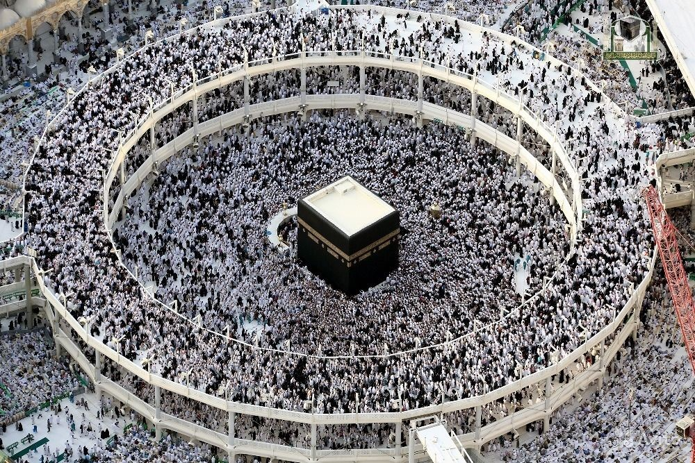 Более 1,5 млн мусульман прибудут в Мекку на хадж в этом году