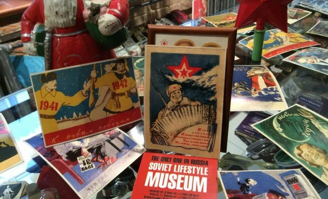 В Москве открывается филиал Казанского Музея соцбыта