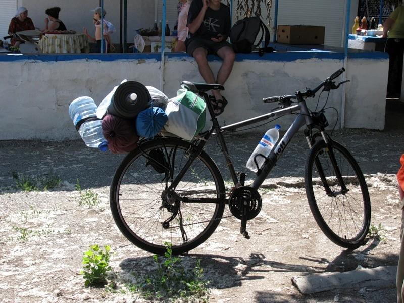 Мусульманин преодолел более 4000 км на велосипеде, чтобы совершить хадж