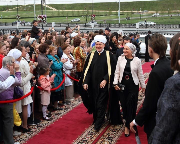 Алексей Учитель и Нонна Гришаева приедут в Казань на фестиваль мусульманского кино