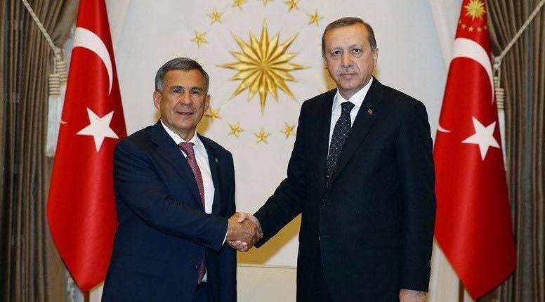 Минниханов направил президенту Турции телеграмму с соболезнованиями в связи с терактом