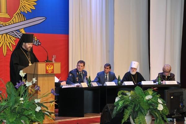 РПЦ и ФСИН разработают учебную программу по борьбе с экстремизмом