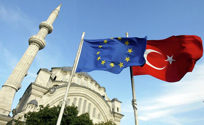 Турция рассчитывает вступить вЕС в2023— Постпред вЕС