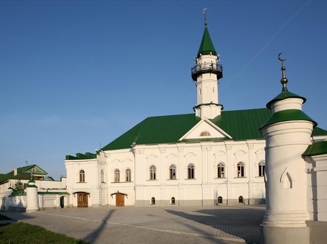 Мечеть «Марджани» обзавелась катафалком
