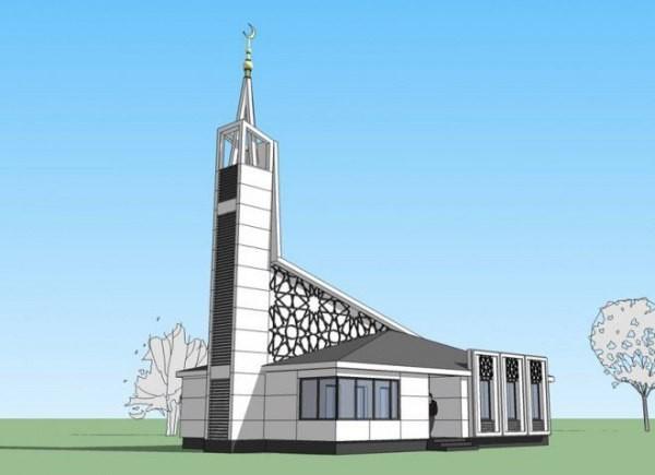 Мечеть в стиле hi-tech построят в Татарстане