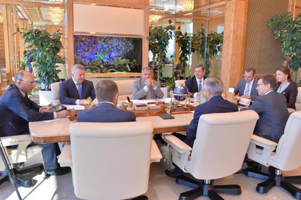 Сбербанк подтвердил планы развивать исламский банкинг в Татарстане