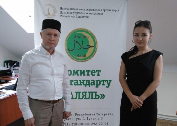 Кыргызстан перенимает опыт Татарстана в индустрии халяль