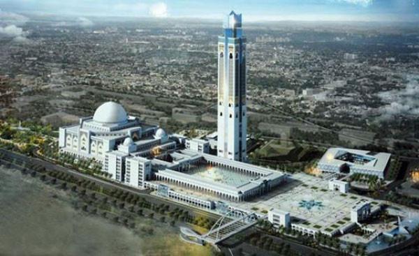 Третья в мире по величине мечеть появится в Алжире