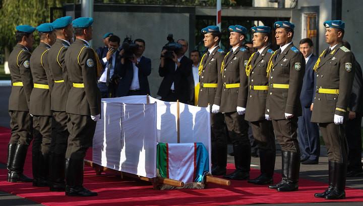 Делегации 17 стран прибыли в Узбекистан на похороны Ислама Каримова