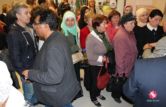 Как проходит и что показывают на Казанском фестивале мусульманского кино