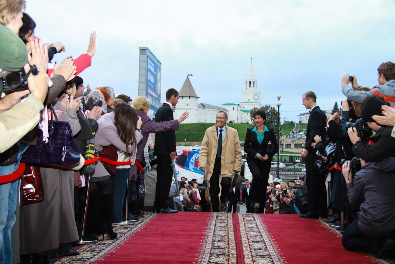 В Казани открывается международный фестиваль мусульманского кино
