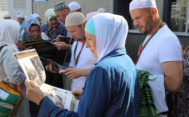 Центризбирком разрешил паломникам досрочно проголосовать в хадже