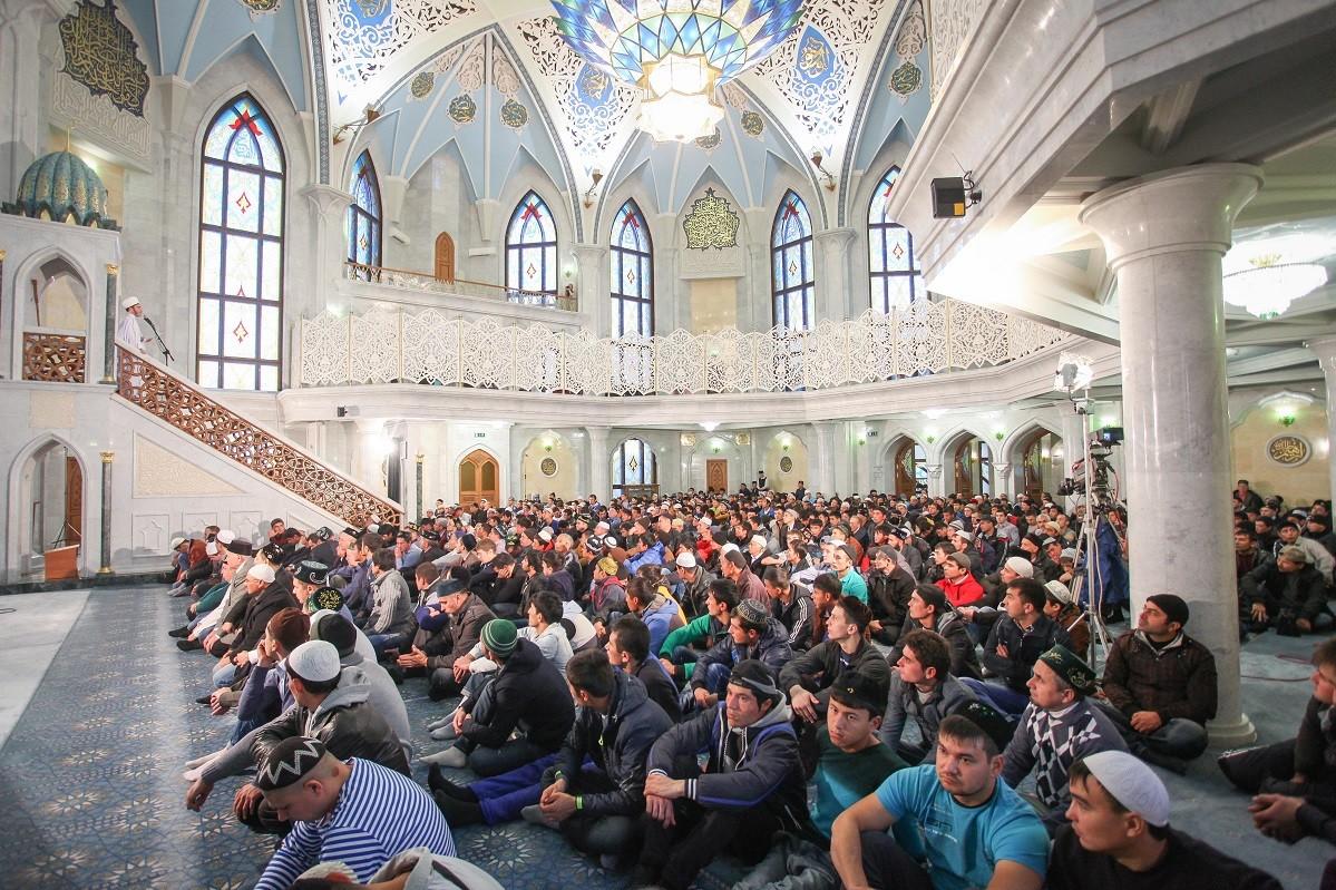 11 и 12 сентября мечеть Кул Шариф в Казани закроют для туристов