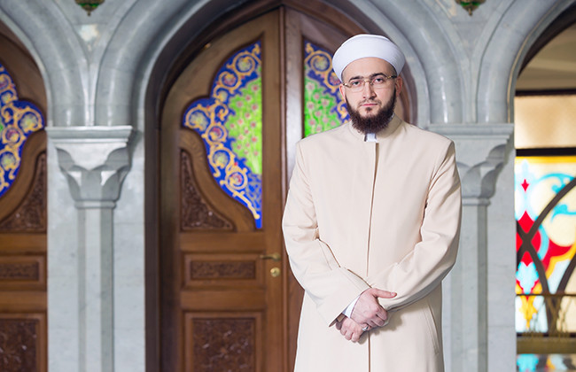 Муфтий Татарстана Камиль хазрат Самигуллин поздравил мусульман с праздником Курбан