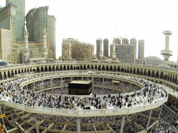 В Саудовской Аравии совершают хадж 15 500 мусульман из России