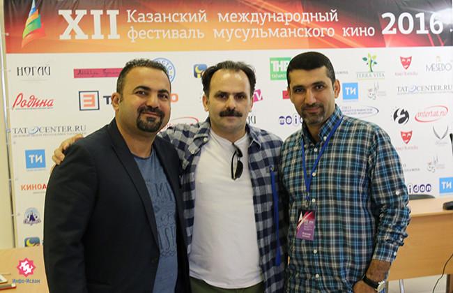 Хаураз Мохаммед (справа)