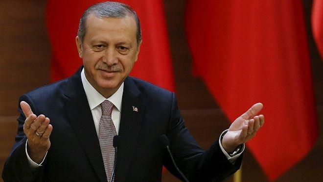 Эрдоган на русском языке поздравил мусульман с Курбан-байрамом
