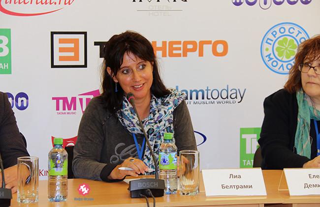 Лиа Белтрами