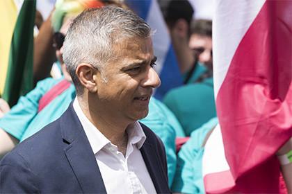Мэр Лондона обвинил Трампа в популяризации ИГ