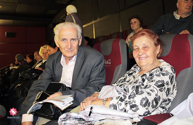 Рафаил Тукшаитов с женой