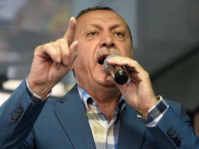 Эрдоган обвинил США в укрывательстве террориста