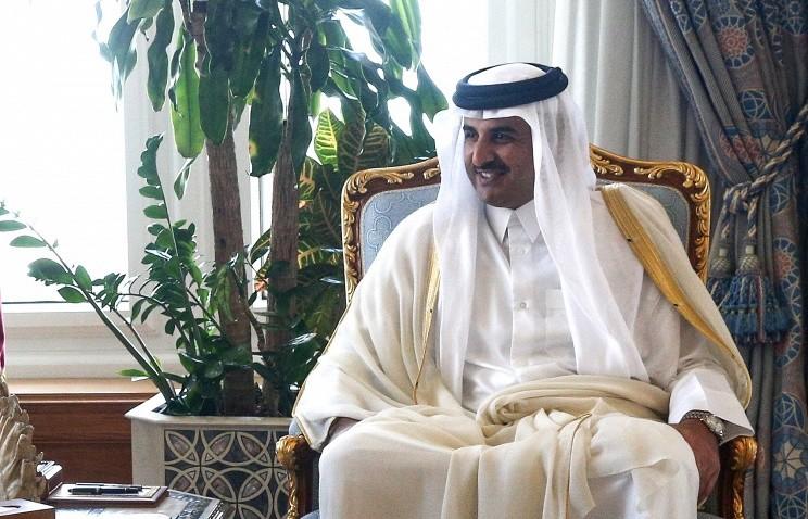 Эмир Катара призвал Иран и Саудовскую Аравию к диалогу
