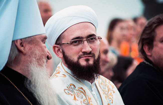 Камиль Самигуллин муфтий Татарстана