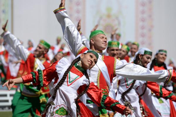 Татарские диаспоры
