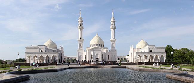 Белая мечеть в Болгаре