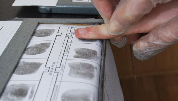 Полиция предлагает татарстанцам добровольно внести в базу данных МВД свои отпечатки пальцев