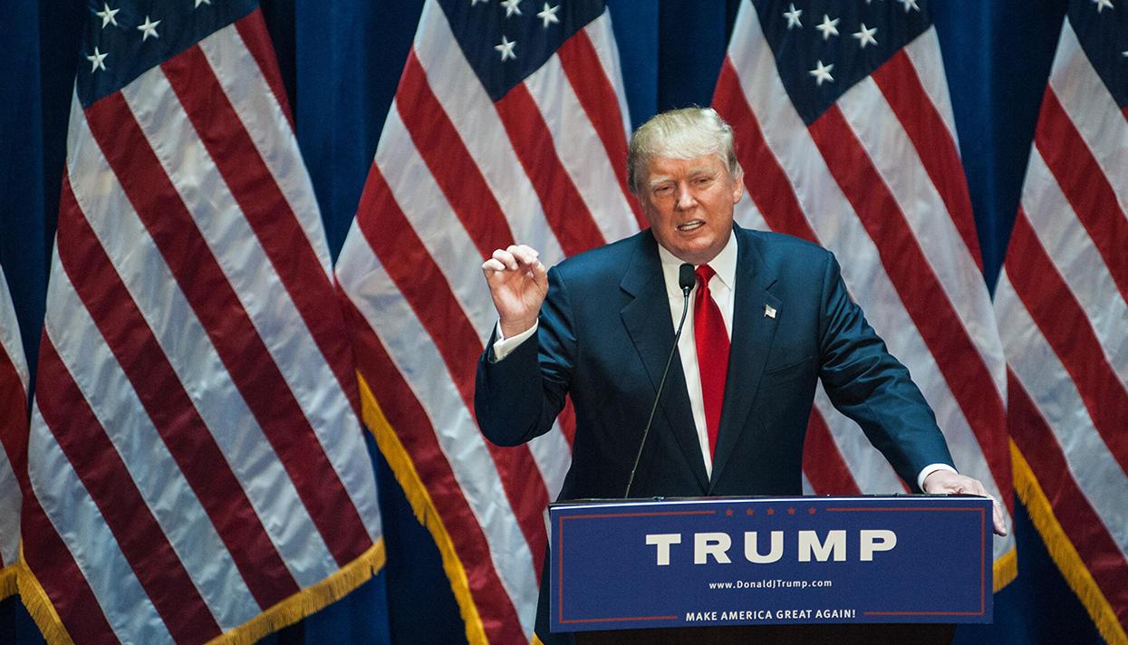Влиятельная газета USA Today призвала не голосовать за Трампа