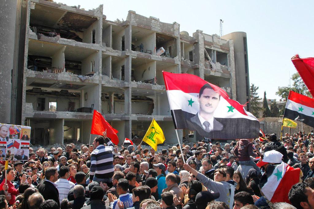 300 000 человек погибли в Сирии