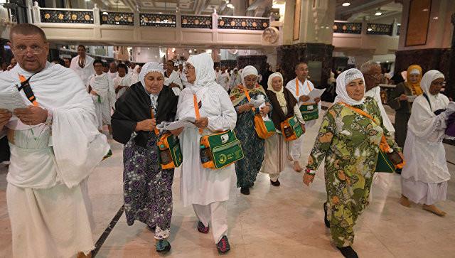 Последняя группа татарстанских паломников вернулась в Казань