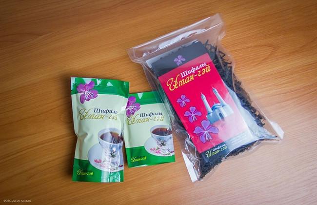 Шифалы иман-чай