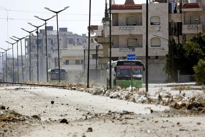 Сирийская армия объявила о начале военной операции в Алеппо