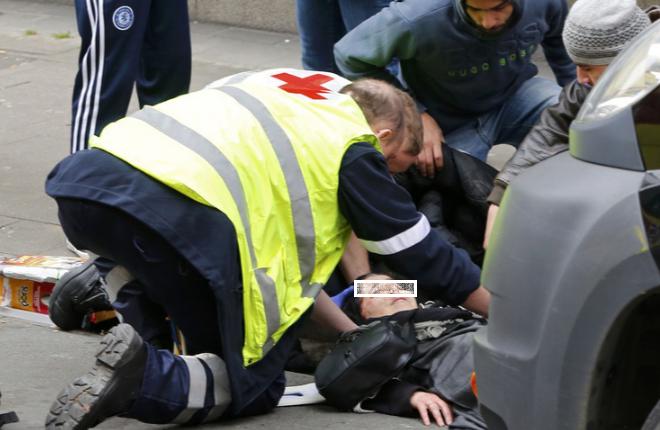 Во Франции мусульманку расстреляли в собственном автомобиле