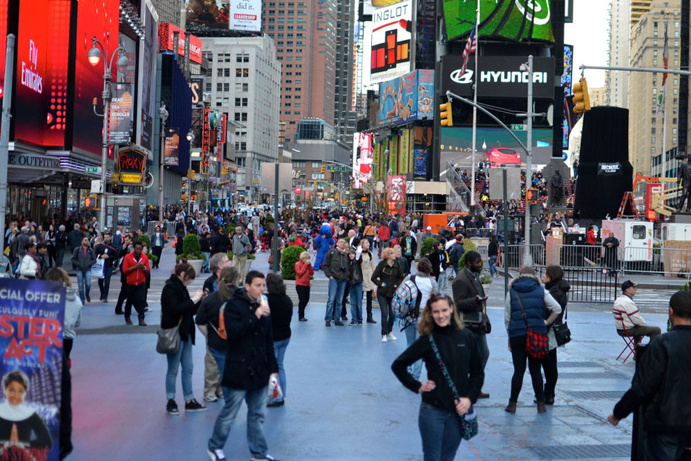 Власти Нью-Йорка начали кампанию против исламофобии